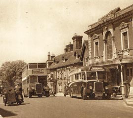 Find Out More Image of Ringwood in the past